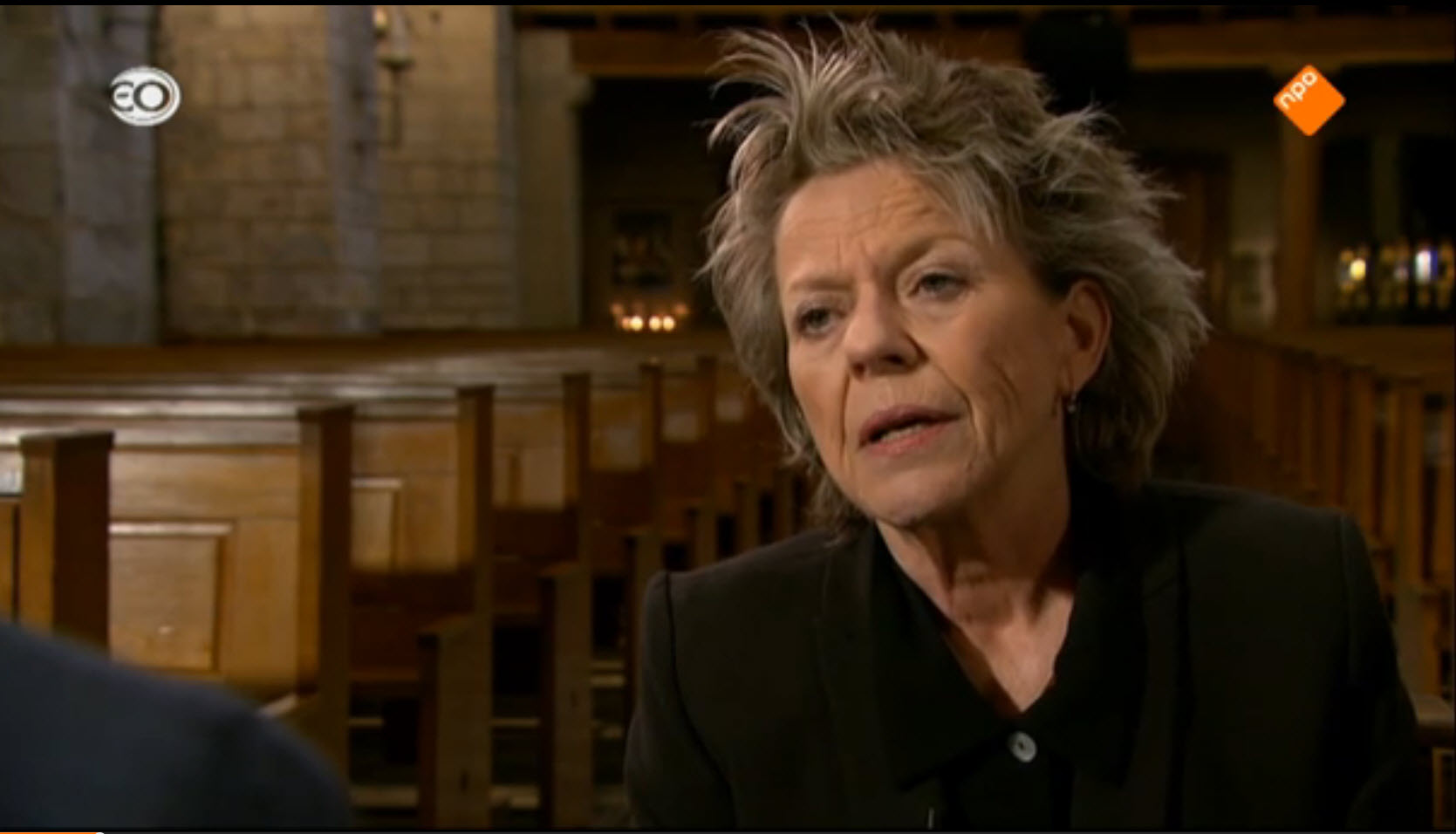 "Connie Palmen in 'Adieu God?': ""De dood is een verschrikking."""